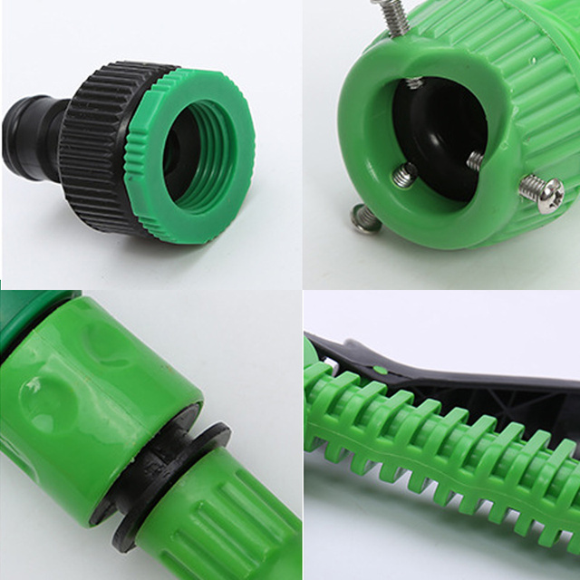 Expandable Garden Hose Cheap High Quality PVC Spray Hose Water Pip Flexible Irrigation Hose for Watering Randomly Color