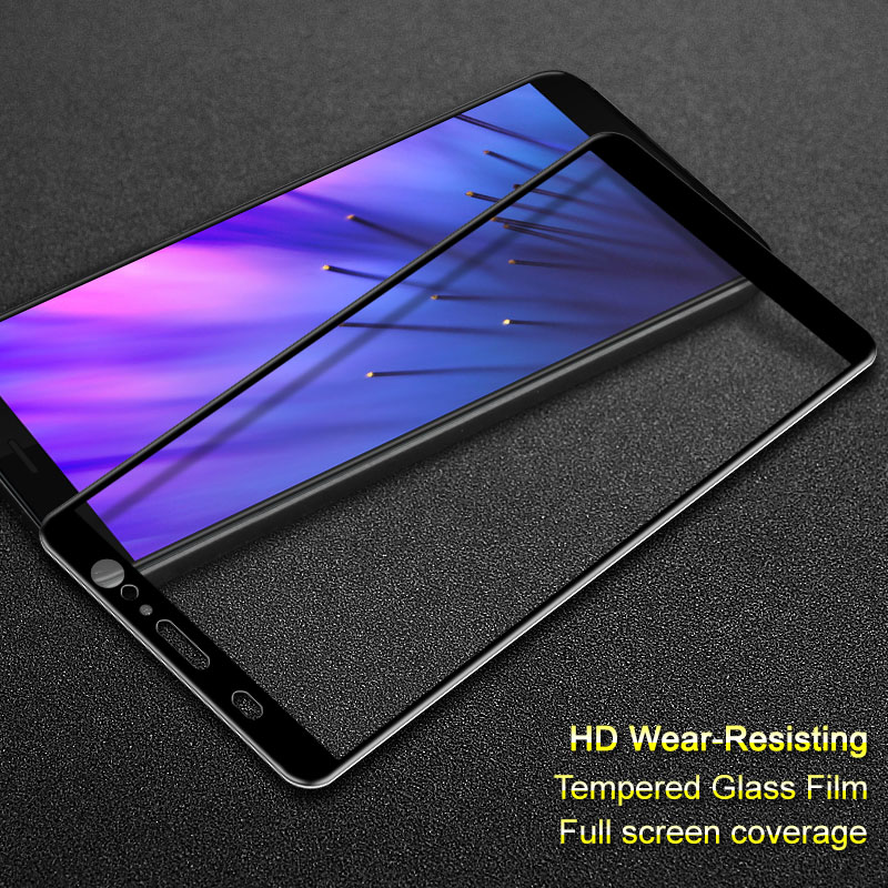 For HTC U11 Plus Glass Screen Protector iMAK Anti-Explosion Full cover Tempered Glass Protective Film For HTC U11 Glass Film