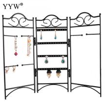 YYW Iron Multi Purpose Earrings Display 5PCs/Lot Jewelry Stand Holder Wholesale