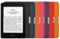 Latest Eddition For kindle paperwhite smart case Wake/Sleep with magnetic clasp + Screen Protector