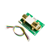 MH Z14A Infrared carbon dioxide sensor module output environment monitoring