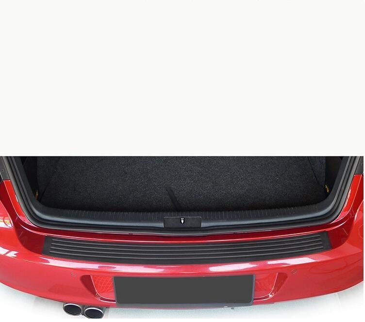 Car-Styling Car Trunk Rubber Bumpe For Hyundai ix35 iX45 iX25 i20 i30 Sonata,Verna,Solaris,Elantra,Accent Car Accessories universal pu leather car seat covers for hyundai solaris ix35 i30 ix25 elantra accent tucson sonata auto accessories car styling