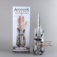 NOWY Assassins Creed Brotherhood Ukryte Rękawem Miecz broń Gauntlet Replika Cosplay bronie