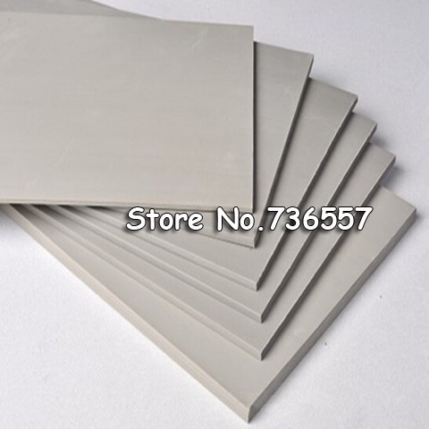 Free Shipping Flash Stamp Cushion Rubber Plate Materials 330mmx110mmx7mm 3pcs