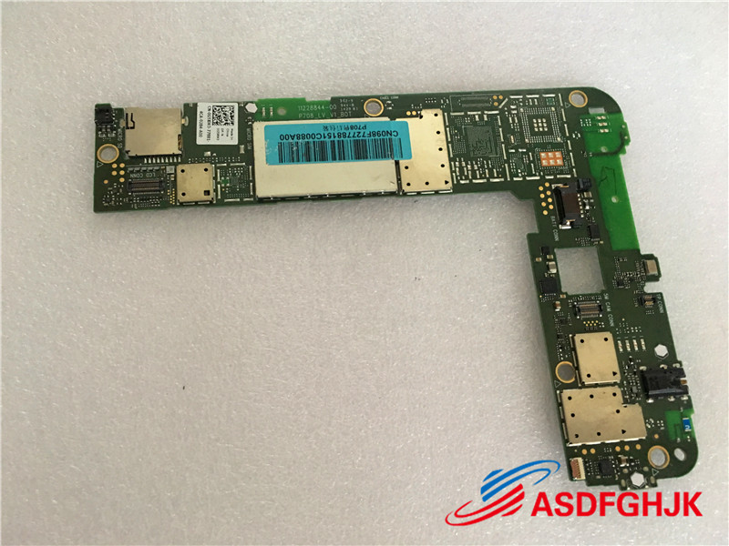 FOR Dell Venue 7 3740 Tablet Motherboard G5XW3 0G5XW3 CN-0G5XW3  100% TESED OK