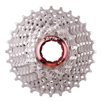 ZTTO 11 Speed Cassette 11 28T Compatible for Road Bike Shimano Sram System High Tensile Steel Sprockets Cogs Folding Gear