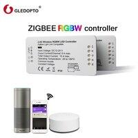 ZIGBEE Bridge Led Controller RGBW RGBW RGB CCT DC12 24V Zigbee LED Controller ZLL Controller Compatible