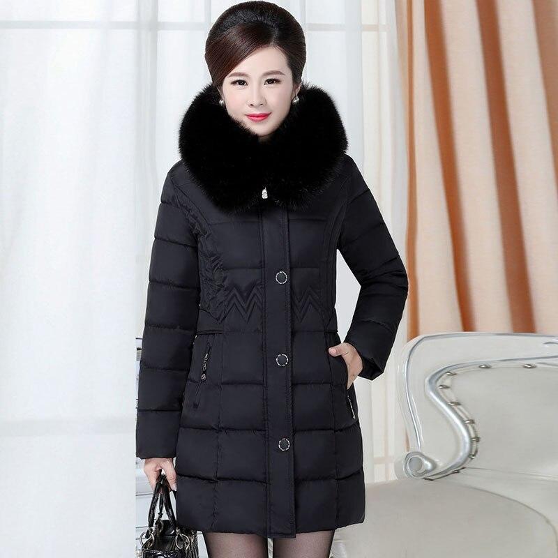 be4c1ccf25db Madre-giacca-di-cotone-imbottito-inverno-2017-nuovo-collo-di -pelliccia-con-cappuccio-plus-size-cappotti.jpg