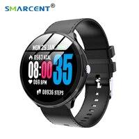 Blood Pressure Oxygen V12 Smart watch Activity tracker Smartwatch Heart Rate sport Smart Fitness bracelet PK amazfit verge 2