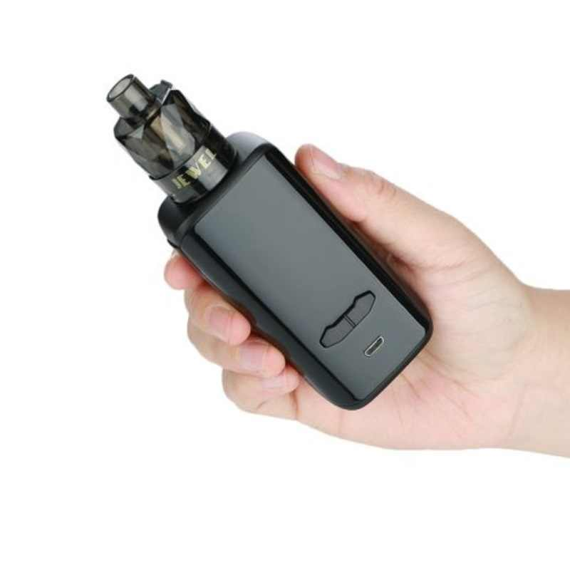 Электронная сигарета Augvape VX200 200 Вт TC Box Mod Kit с 3 шт. драгоценный камень Subohm Майка без 18650 Батарея электронная сигарета испаритель VS Luxe Nano