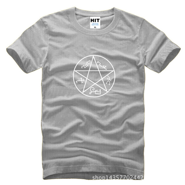 New Wicca Witch Pagan Magic Pentacle Circle Star Pentagram T Shirts
