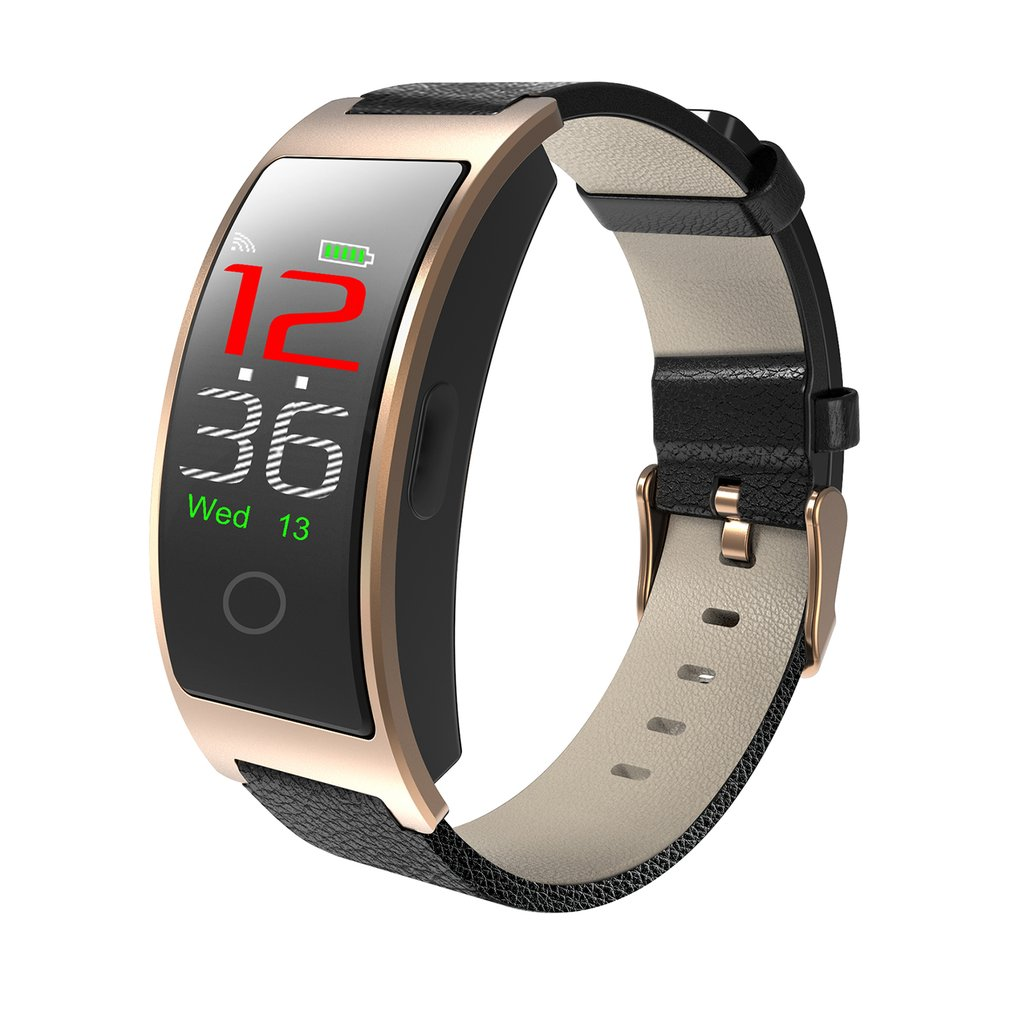 Color Screen CK11C Smartband IP67 Waterproof Bluetooth Smart Bracelet Sports Pedometer Fashion Heart Rate Monitor Watch