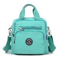 New Shoulder Bag Women Famous Brand Designer Handbags High Quality Nylon Female Handbags Bolsas Sac A