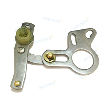 OVERSEE 703-48261-01-00 ARM,THROTTLE (PUSH TO OPEN) For Repairing Yamaha Outboard Control Box