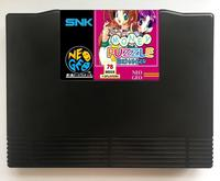NEOGEO AES Money Puzzle Exchanger(MVS Conversion) Game Cartridge and ShockBox for SNK NEO GEO AES Console