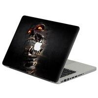 Locomotive Skull Laptop Decal Sticker Skin For MacBook Air Pro Retina 11 13 15 Vinyl Mac