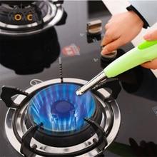 WOWCC электронный пожарный импульсный Воспламенитель Газовый зажигатель Зажигалка природный газ Огонь Стартер чайник Искрящаяся Плита барбекю