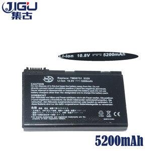Image 5 - JIGU batterie pour Acer Extensa, pour modèle 5220, 5235, 5620, 5630, 7620, TravelMate 5320, 5520, 5720, 7720, 7520, 6592, TM00741, TM00751, GRAPE32