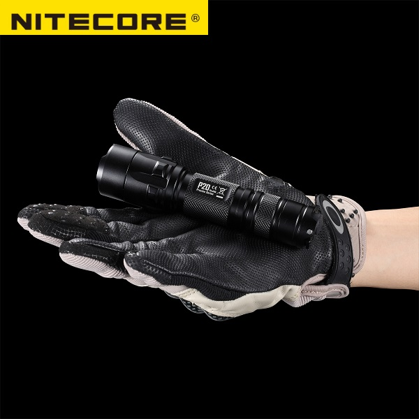 Image 5 - NITECORE P20 800LM Strobe Ready Tactical Flashlight Waterproof 18650 Outdoor Camping Hunting Portable Torch Free shipping-in Portable Lighting Accessories from Lights & Lighting