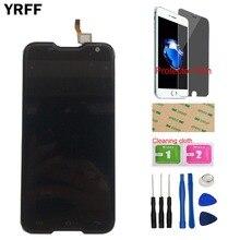 YRFF – écran tactile LCD pour Blackview BV5000, 5.0x720 pouces, avec outils et Film protecteur