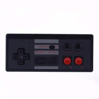 For Wii U Gamepad Remote Control 2 4Ghz Wireless Controller Gamepad Battery For NES Classic Edition