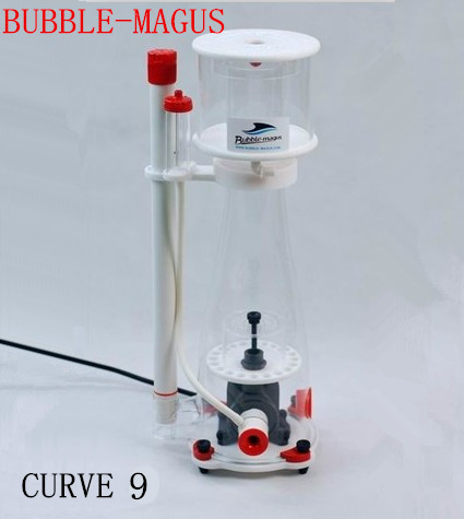 Bubble Magus Hanging On Protein Skimmer BM CURVE 9 for marine tank 500 1500 water Bubble