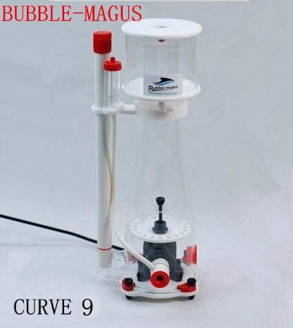 Bubble Magus wiszące na Skimmer BM krzywa 9 dla zbiornika morskiego 500 ~ 1500 wody. bubble Magus krzywa 9 Skimmer w Filtry i akcesoria od Dom i ogród na  Grupa 1