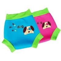 Super Kids Swim Diaper Trunks Swimming Pants Waterproof Baby Swim Diapers For Babies