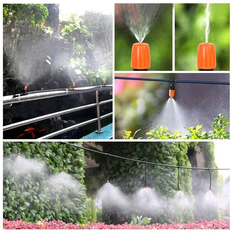 HTB1FzM.KIfpK1RjSZFOq6y6nFXaN 10m-90m Watering Hose 4/7mm PVC Micro Drip Irrigation Tube Plants Flower Sprinkler Pipe Garden Hose Greenhouse Irrigating System