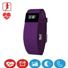 New Wearable Devices Smart Health Wristband Heart Rate Sport Bracelet FitnessTracker Inteligente Pulsera Pulso Smart Electronics