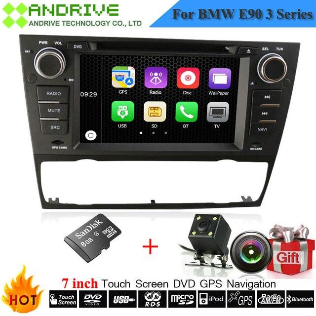 9021b2a9c3622c Autoradio mp3 mp4 muziek dvd-speler Systeem Voor BMW 3 Serie E90 E91 E92 E93