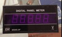 Fast arrival DF4 4 1/2 96*48*105mm digital voltmeter AC 0v to 200v