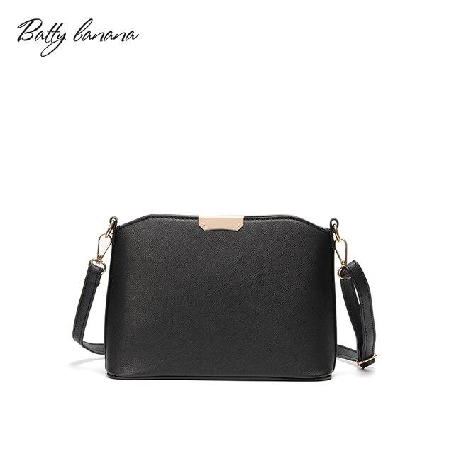 Batty Banana Women Messenger Bags Sequined Handbags Casual S Bag Female Designer Womens Crossbody