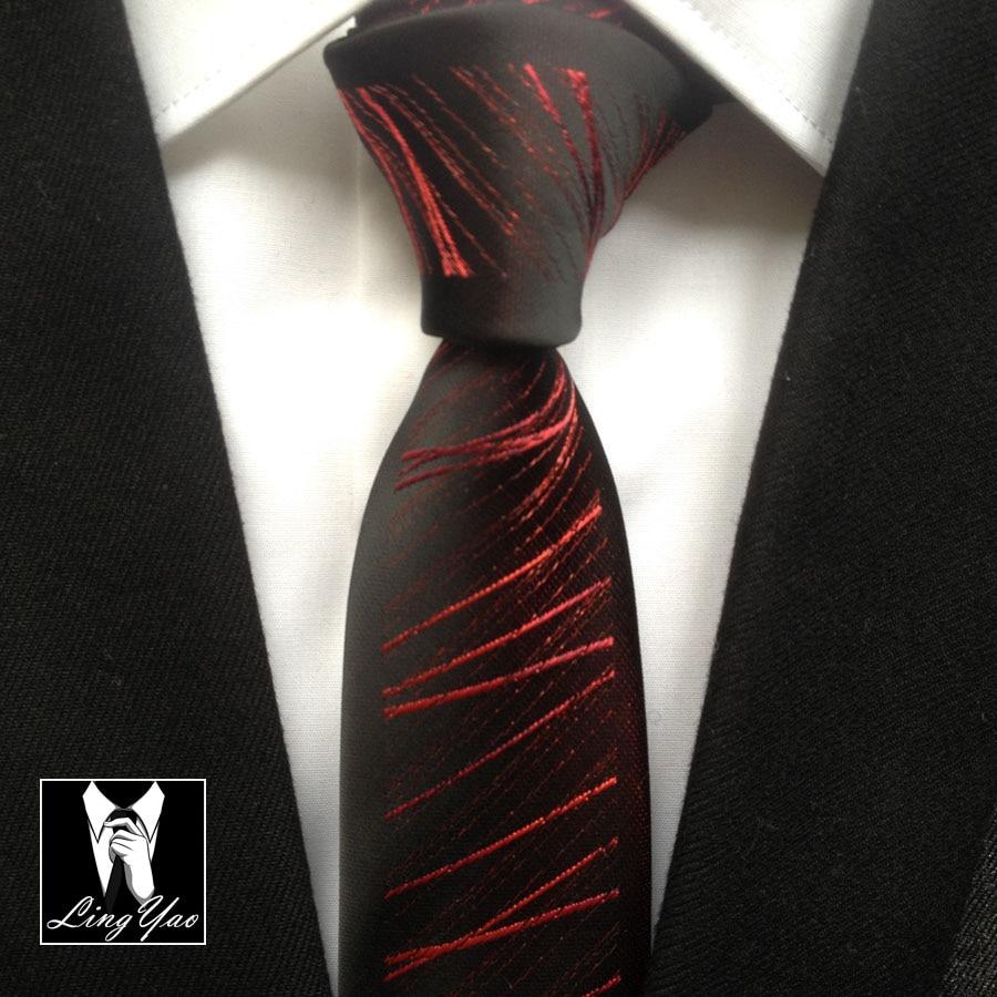 Fashion Designers Slim Tie Mens