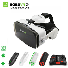 BOBOVR Z4 mini 3D VR Virtual Reality glasses 3D cardboard bobo vr z4 VR headset stereo helmet 2.0 for 4.7-6.0 inch smartphones