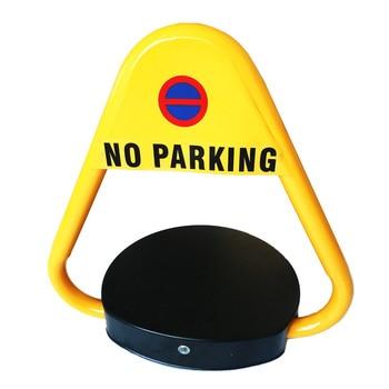 Triangular shape Electric parking lock VIP Park car barrier LOCK Automatic remote control waterproof