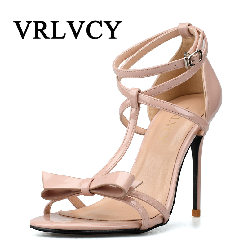 Chaussures Sangle red Sexy Talons Beige Femmes Boots10cm Gladiateur white Lacent Sandales black Romain Peep Femme Toe Hauts Cheville Boucle 5wXxSFE