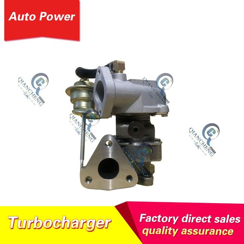 Haute qualité RHB31 peut être réaménagé turbo VZ21 13900-62D51 VE110069 VG110069 turbocompresseur pour SUZUKI Jimny F6A turbo moteur