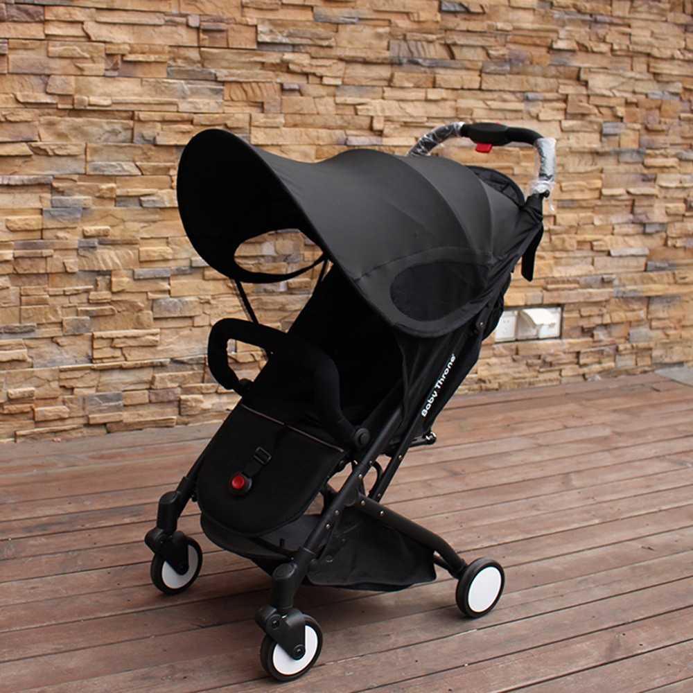 Обновленная версия детской коляски солнцезащитный козырек каретки солнцезащитный козырек крышка для колясок аксессуары для колясок автомобильное сиденье Багги Push