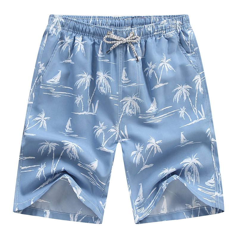 2019 Summer Men Board Shorts Swimwear Beach Shorts Mens Swimming Shorts Fashion Quick Dry Shorts Mode Short Homme Sport Outwear