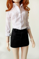 ZORONENKE 1/3 1/4 BJD Doll Clothes SD Clothes Doll Skirt +Shirt For Girl Gift Dolls Accessories