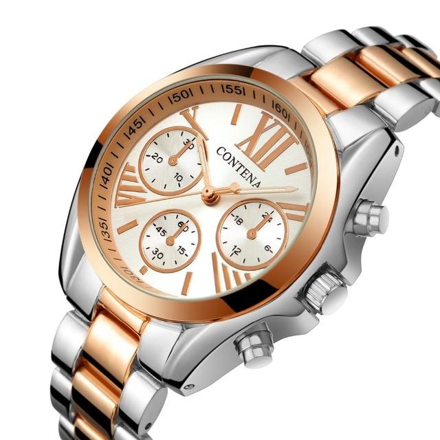 Hot Women's Watches Women Famous Luxury Top Brand Casual Quartz Watch Female Lad