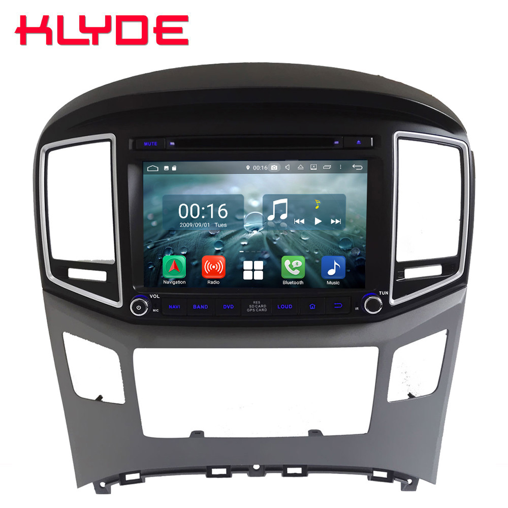 8 Octa Core 4G WIFI Android 8.1 4GB RAM 64GB ROM Car DVD Multimedia Player Radio Stereo For Hyundai H1 Grand Starex 2016 20178 Octa Core 4G WIFI Android 8.1 4GB RAM 64GB ROM Car DVD Multimedia Player Radio Stereo For Hyundai H1 Grand Starex 2016 2017