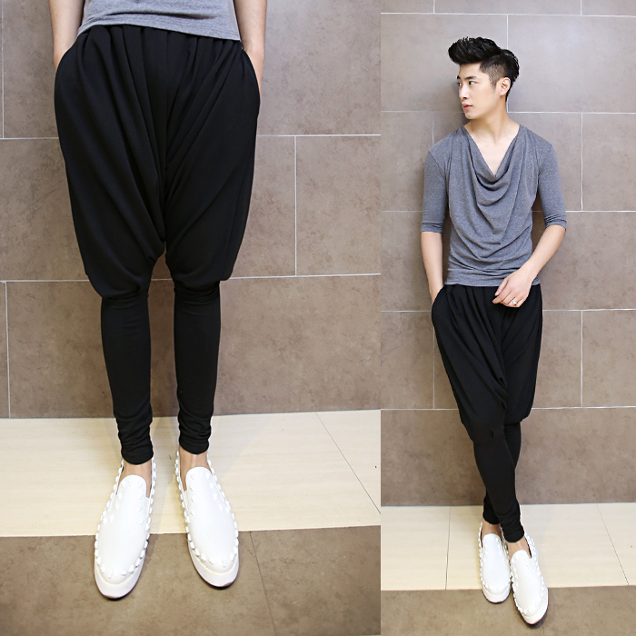 Compare Prices on Men Fashion Pleated Pants- Online Shopping/Buy ...