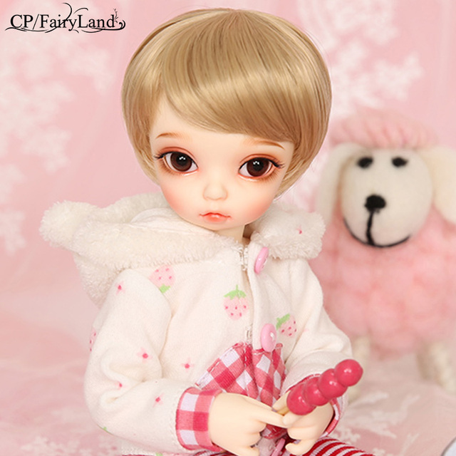 BJD SD Dolls Fairyland Littlefee Bisou Fullset Package 1/6 Resin Model Girls Luts YoSD Bid Kid Dollmore Linachouchou Napi