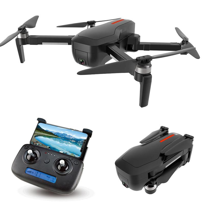 Great buy  X193 GPS 5G WIFI FPV with 4K Ultra FHD Camera Brushless Selfie Foldable RC Drone Quadcopter RTF VS