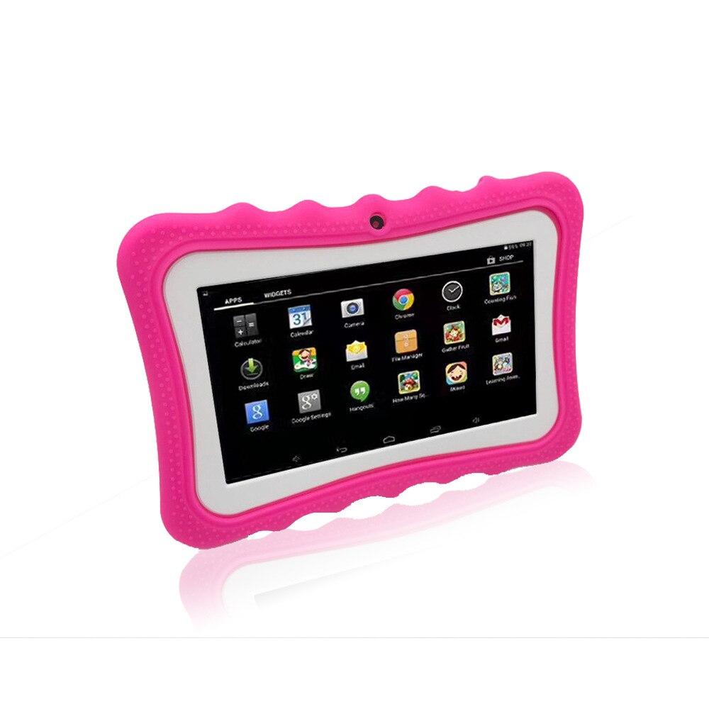 7 POUCES Enfants Smart Tablet PC D'apprentissage Machine protection Des Yeux technologie Multifonction IPAD - 5