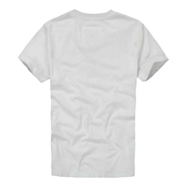 Dragon Ball Z Son Goku V-Neck Casual Super Saiyan Men's T-shirt