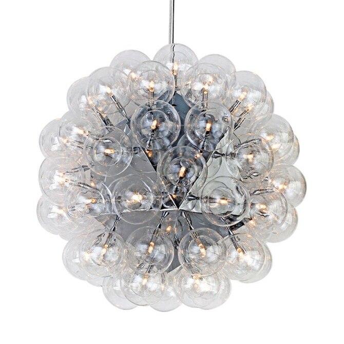 20/60 leuchtet Moderne Glas Pendelleuchten Design Achille Castiglioni Esszimmer Küche Lampe Leuchten LED G4 Lamparas Colgantes