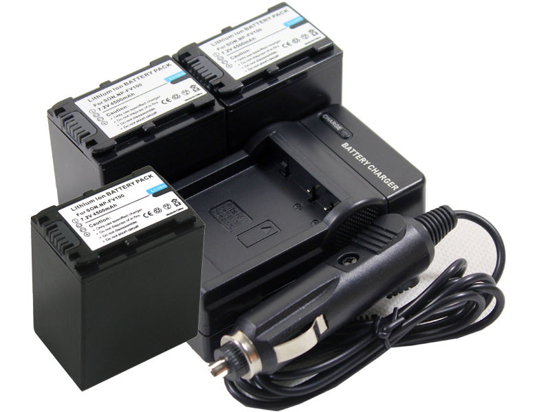 new 3 piece NP-FV100 npFV70 Battery and Charger for HDR-CX350VE PJ710VE TD30VB high Free Shipping аккумулятор для фотокамеры boka np fv50 np fv50 sony hdr cx390 hdr cx390e hdr cx390v hdr cx390ve for hdr cx390 hdr cx390e hdr cx390v hdr cx390ve